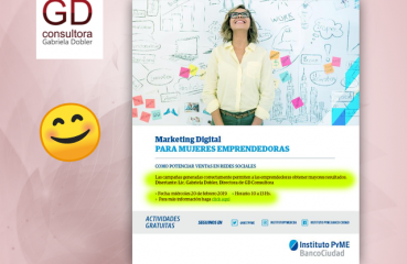 Marketing Digital - Instituto Pyme Banco Ciudad