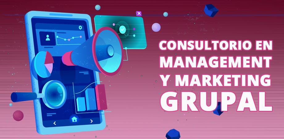 Consultorio en management y marketing de GD Consultora